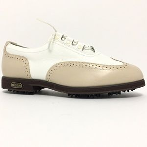 FootJoy Europa Wingtip with Brogue Golf Shoes